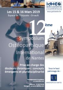 Symposium Ostéopathique International