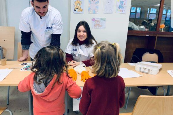 Hôpital des Nounours, édition 2020 : un succès auprès des enfants