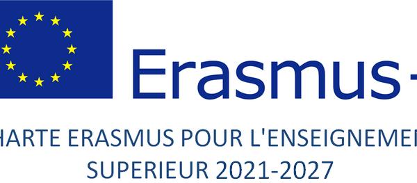 Renouvellement de la charte ERASMUS+