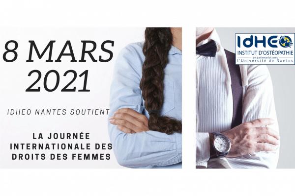 Journée Internationale des Droits des Femmes – Leadership féminin : Pour un futur égalitaire dans le monde de la Covid-19